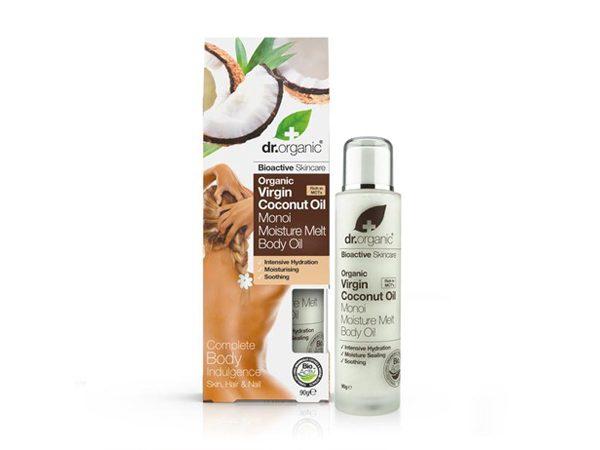 Kokosovo-ulje-za-kožu,-kosu-i-nokte-dr-organic