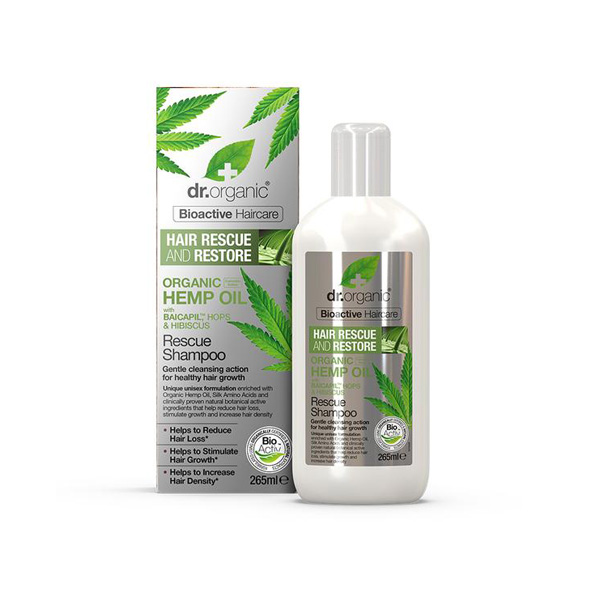 Konopljino-ulje-šampon-za-revitaliziranje-kose-dr-organic