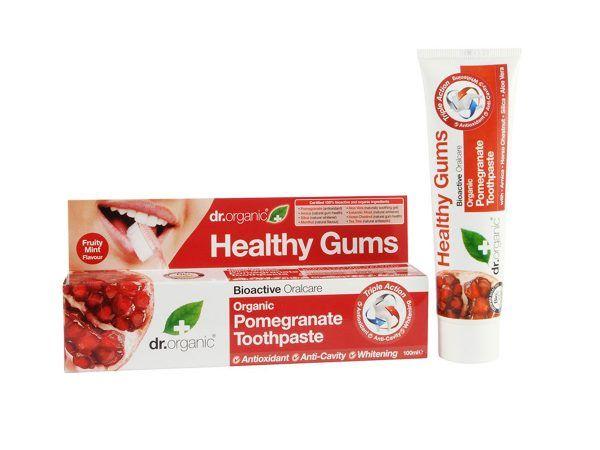 Pomegranate-Toothpaste