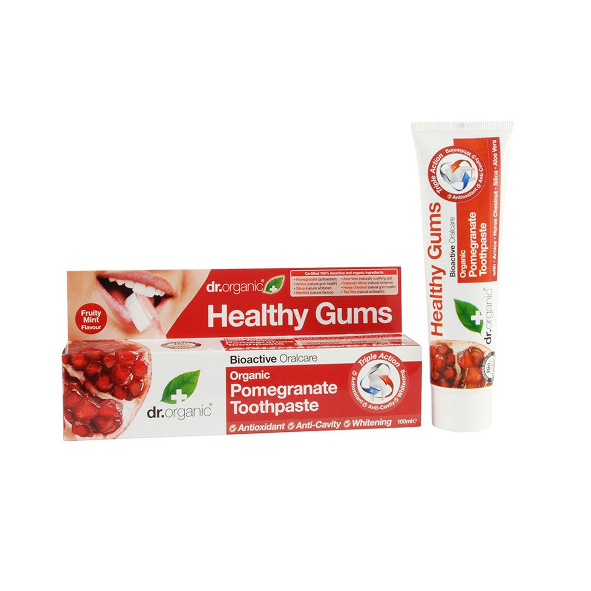 Pomegranate-Toothpaste