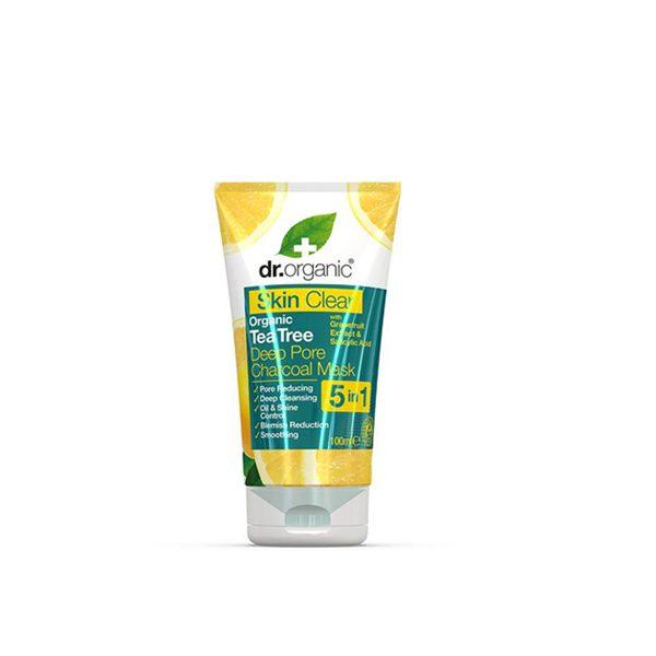 Skin-Clear-5u1-maska-za-lice-dr-organic-dr-pharma