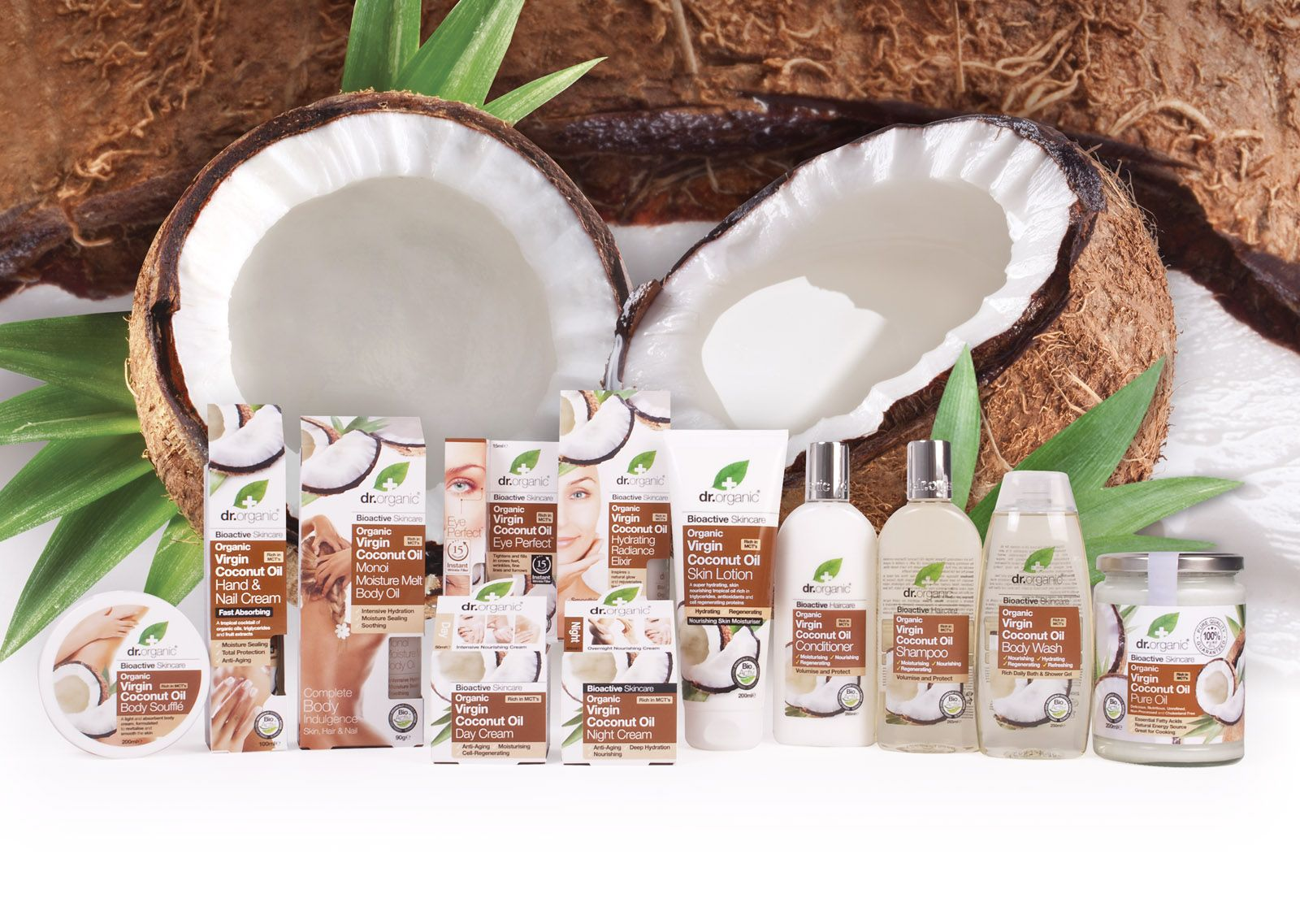 Coconut Range A4