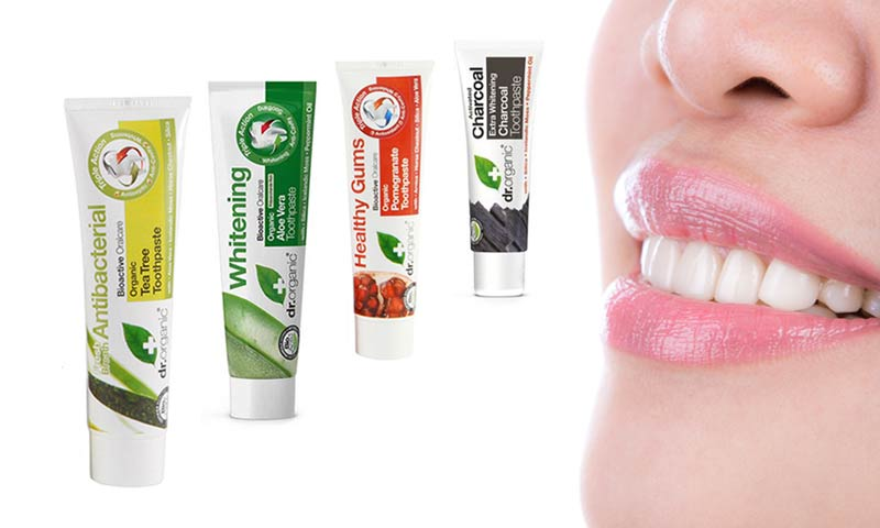 Prirodne paste za zube dr organic